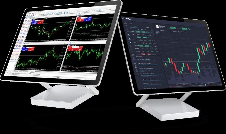 Trading Platforms Image